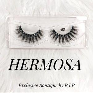 Boutique Mink Eyelashes Makeup Beauty NEW silk